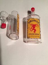 Fireball Whiskey Swing Top Shot Glass.  Lot Of 5