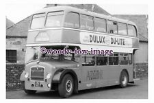 rp00577 - Alexander & Sons Bus - GWG 982 to Dunfermline - photograph