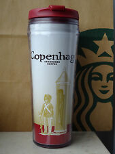 Starbucks City Tumbler Global Icon Series Copenhagen Denmark 12oz NEW