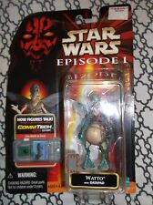 Star Wars Episode 1 Watto With Comm Tech Chip Action Figure