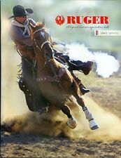 2007 Ruger Firearms Catalog: Rifles Shotguns Pistols Revolvers Accessories