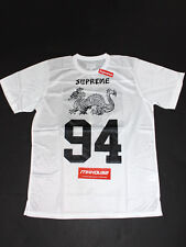 New Supreme Dragon Football Top Jersey Tee # 94 1994 Fall Winter 2014 Size M
