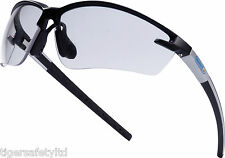 Delta Plus Venitex Fuji 2 Clear Protective Cycling Sunglasses Eyewear Glasses UK