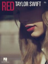 Taylor Swift Red Sheet Music Easy Piano Book NEW 000114976