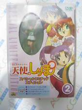 Otogi Story Tenshi no Shippo Angel Tales DVD 02 Special LTD Edition With Figure