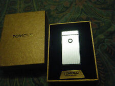Tomolo Flameless Lighter USB Rechargeable Windproof Double Electronic Plasma Arc