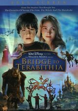 Bridge to Terabithia [P&S] (2008, DVD NIEUW)