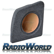"AUDI a4 b6/b7 Saloon Sedan Custom Fit MDF 10"" Sub Box Subwoofer recinto BASS"