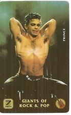 RARE / CARTE TELEPHONIQUE PREPAYEE - PRINCE / PHONECARD CALL CARD