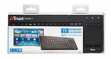TRUST 20060 SENTO MINI KEYBOARD FOR SAMSUNG SMART TV, ENGLISH UK KEYS LAYOUT