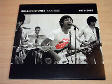 EX/EX- !! The Rolling Stones/Rarities 1971-2003/2005 Virgin Double LP