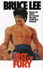 FISTS OF FURY Movie POSTER 27x40 B Bruce Lee Maria Yi