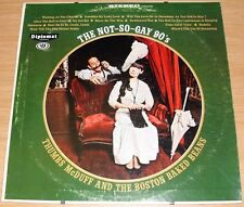 THUMBS MCDUFF AND THE BOSTON BAKED BEANS THE NOT SO GAY 90'S LP DIPLOMAT DS2405