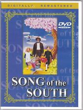 DISNEY - SONG OF THE SOUTH DVD - BRAND NEW