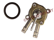 High performance 2 Pipe Lines Fuel Petcock Switch for Honda CT70 CT90 CT110