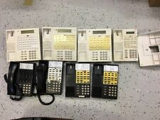 (8) Lucent Avaya Mls Phones 12 34d 12d