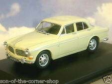 SUPERB OXFORD DIECAST 1/43 1956-70 VOLVO AMAZON LIGHT GREEN UK RHD VERSION VA001