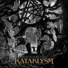 KATAKLYSM WAITING FOR THE END TO COME VINILE LP 180 GRAMMI + POSTER NUOVO