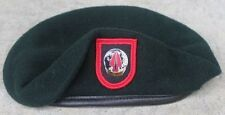 Authentic New 1SFOD-D, CAG, DELTA Force SINE PARI Green Beret, Army Special Ops