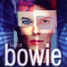 DAVID BOWIE 'BEST OF' 2 CD NEW+