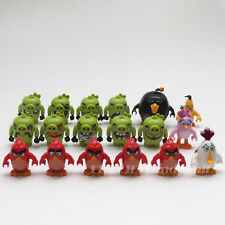 LEGO Angry Birds minifigures x18LOT NEW Piggy Bomb Chuck Matilda Stella IN HAND