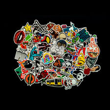 100*Car Auto Laptop Skateboard Luggage Suitcase Sticker Bomb Vinyl Roll Decals