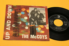 "THE McCOYS 7"" 45 FEVER 1°ST ORIG ITALY 1966 EX RARE RICORDI INTERNATIONAL !!!!!!"
