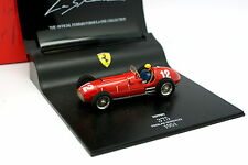 Hot Wheels La Storia 1/43 - F1 Ferrari 375 Gonzalez 1951