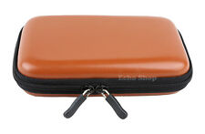 PU Leather EVA GPS Sat Nav Hard Case For GARMIN zumo 660LM / dezl 560LMT 560LT