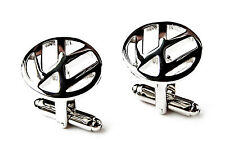 VW Cufflinks - Groomsmen Gift - Men's Jewelry - Gift Box
