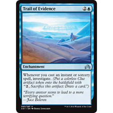 MTG Trail of Evidence NM - Shadows over Innistrad