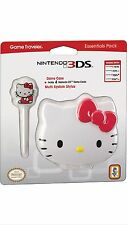 Nintendo DS Hello Kitty Game Traveler Essentials Game Case & Stylus (Official)
