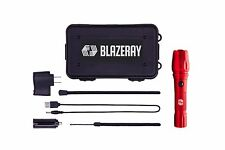 BRAND NEW! Blazeray Tactical USB Rechargeable 1000 Lumen LED Flashlight