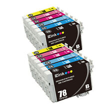 12PK 78 T078 Ink Cartridges For Epson Artisan 50 / STYLUS PHOTO R280 RX580 RX680