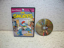 The Smurfs World of Wonders DVD