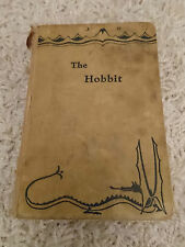 The Hobbit Uk 1955 7th Impression Tolkien