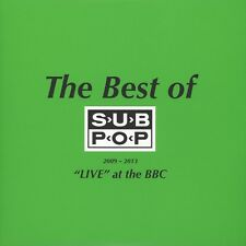 """Pissed Jeans Best of Sub Pop Live at the BBC 12"""" 45 RPM Vinyl EP RSD 2014 SEALED"""