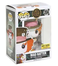 Funko Pop! Alice Through The Looking Glass MAD HATTER #204 Hot Topic Exclusive