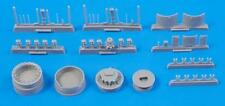 CMK SP7346 Resin 1/72 Blenheim Mk. I - Engine set for Airfix