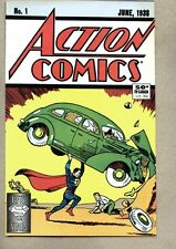 Action Comics #1-1988 fn/vf reprint of 1938 key Superman 1st issue