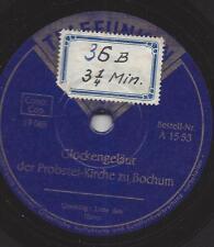 Glockengeläut der Probsteikirche St. Peter und Paul zu Bochum 1936