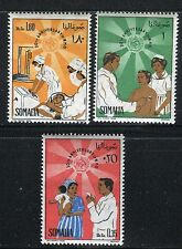 SOMALIA 1968 WHO 20th ANN/ORGANIZATION/MEDICINE/PHYSICIAN/NURSE/AID/ASSISTANCE