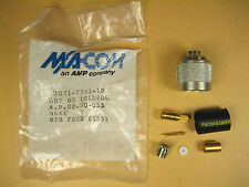 M/A-COM  3031-7341-10  Connector Type N Plug Assembly