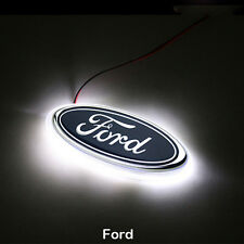 LED Car Tail Logo Auto Badge Light White Light for Ford Fiesta Mondeo