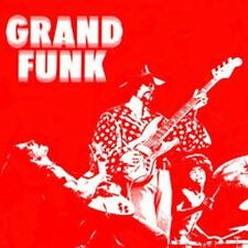 GRAND FUNK Grand Funk [Bonus Tracks] [Remaster] CD