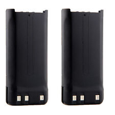 2 x KNB-29N Replace Battery for KENWOOD ProTalk TK-2202 TK-3202