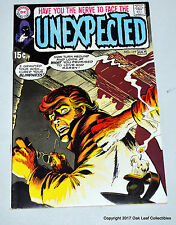 The Unexpected 119 DC Comic Book 1970 NM- Wrightson!
