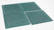 GREEN Outdoor FLOORING TILES...... camping playing kids adults garden mat safety