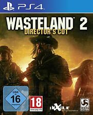 PS4 Game Wasteland 2 - Director's Cut NEW