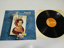 "ROCIO JURADO CANCIONES DE ESPAÑA LP VINYL 12"" SPANISH PRESS VG/VG EMI GATEFOLD"